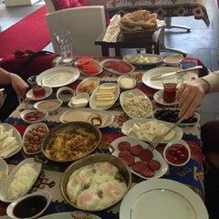Photo taken at Yalı Cafe & Restaurant by seren c. on 3/30/2013