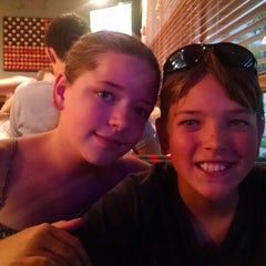 Photo taken at Red Robin Gourmet Burgers by Allison S. on 7/26/2014
