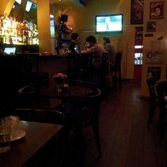 Photo taken at Cafe Nona (קפה נונה) by Lior L. on 11/21/2012