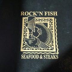 Photo taken at Rock'N Fish by Gary P. on 11/18/2012
