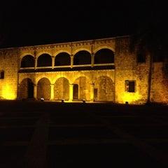 Photo taken at Plaza España by Jose Rodolfo on 9/16/2012