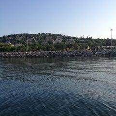 Photo taken at Dragos Marina by Şener A. on 7/28/2013