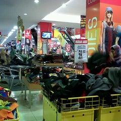 Photo taken at Ramayana Mall Garut by moth1323 on 5/3/2013
