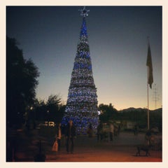 Photo taken at Plaza De Graneros by エム。 on 12/26/2012