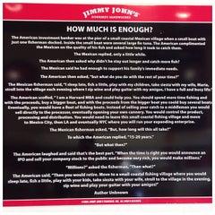 Photo taken at Jimmy John's by Dave J. on 7/13/2013