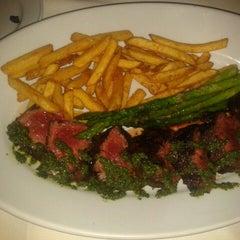 Photo taken at Aroma Osteria Restaurant by Izabella B. on 4/13/2013