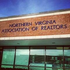 Photo taken at Northern Virginia Association of Realtors by Jennifer T. on 2/24/2015