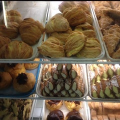 Photo taken at Martusciello Bakery by Andrew M. on 11/28/2013