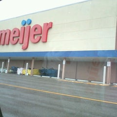 Photo taken at Meijer by Anna W. on 12/8/2012