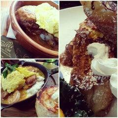 Photo taken at Bella's Cafe by Gloria J. on 5/4/2013