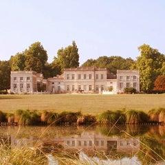 Photo taken at Château Filhot by Château Filhot on 12/28/2013