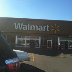 Photo taken at Walmart by Jessica Y. on 2/1/2013