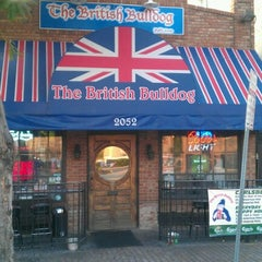 Photo taken at British Bulldog by Kyle H. on 9/22/2012