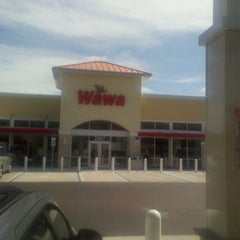 Photo taken at Wawa by Christopher M. C. on 10/13/2012