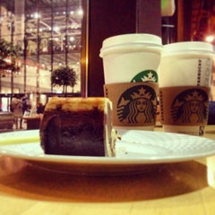 Photo taken at Starbucks by Konstantinos R. on 1/18/2013