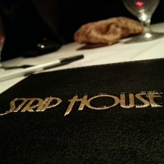 Photo taken at Strip House by errol d. on 3/22/2013