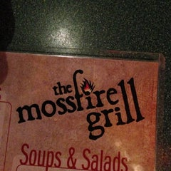 Photo taken at Mossfire Grill by 🔥🚨Cary B. on 12/16/2012