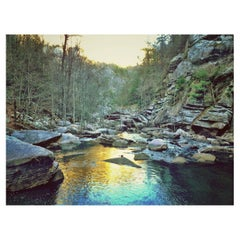 Photo taken at Tallulah Gorge State Park by Beau D. on 12/14/2012