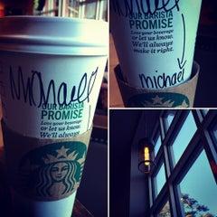 Photo taken at Starbucks by Michael B. on 1/29/2016