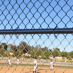 Photo taken at El Cerrito Sports Park by Michelle S. on 11/10/2012