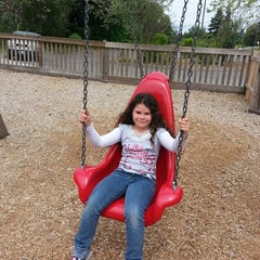 Photo taken at Kitsap Kids Playground by Michelle G. on 5/15/2013