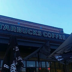 Photo taken at Starbucks by Will W. on 10/24/2012