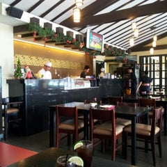 Photo taken at Omakase by Ethel F. on 12/27/2012