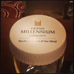 Photo taken at Grand Millennium Sukhumvit Bangkok by Minny M. on 8/7/2013