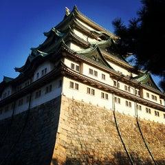 Photo taken at 名古屋城 (Nagoya Castle) by masatakam on 1/29/2013