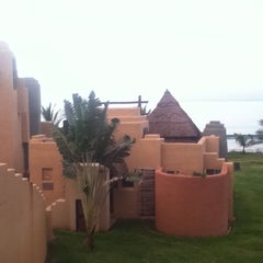 Photo taken at Sheraton Gambia Hotel Resort & Spa by Sylvia M. on 10/12/2012