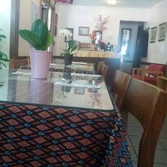 Photo taken at Esan Thai Restaurant by Doug V. on 9/24/2012