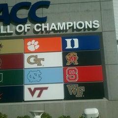 Photo taken at Greensboro Coliseum Complex by Joe P. on 9/21/2012
