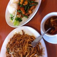 Photo taken at Taste of Sichuan Beaverton by SAC on 8/30/2013