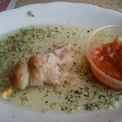 Photo taken at Mike's Pizzeria Italian Restaurant by Lisa S. on 10/28/2012