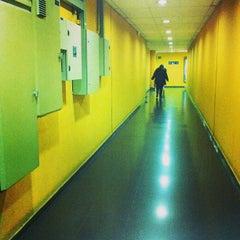 Photo taken at Centre de la Vila by Toni T. on 1/3/2013