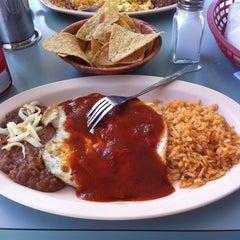 Photo taken at El Charro by Barbara M. on 4/27/2013