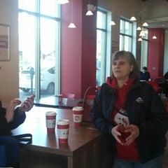 Photo taken at Capital One 360 Café by Chadwick K. on 3/5/2014