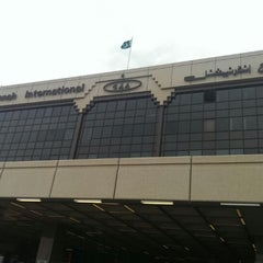 Photo taken at Jinnah International Airport (KHI) جناح بین الاقوامی ہوائی اڈہ by Faiq K. on 8/2/2013