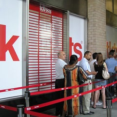 Photo taken at TKTS Brooklyn by TKTS Booths on 9/10/2013