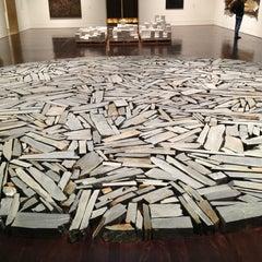 Photo taken at The Blanton Museum of Art by Scott B. on 1/4/2013