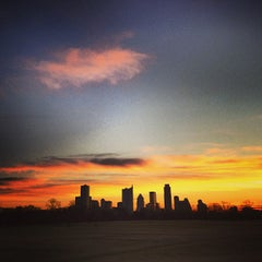 Photo taken at Zilker Park by Scott B. on 1/16/2013
