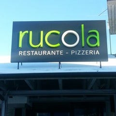 Photo taken at Rucola by Martin V. on 1/22/2013