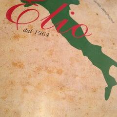 Photo taken at Elio Pizzeria by Val C. on 5/12/2013