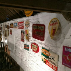 Photo taken at Brouwerij Timmermans by Kenny V. on 5/26/2015