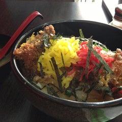 Photo taken at Fuji-Ramen by Dian P. on 12/6/2012