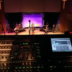 Photo taken at LifePoint Church by Justen M. on 9/20/2013