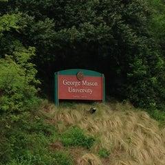 Photo taken at George Mason University by Christina H. on 4/28/2013