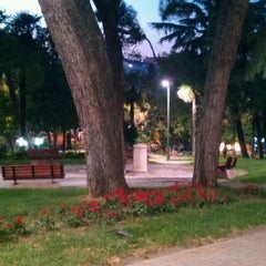 Photo taken at Doğancılar Parkı by Dursun ali O. on 9/24/2012