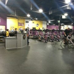 Photo taken at Planet Fitness by Carol Elizabeth M. on 1/16/2013