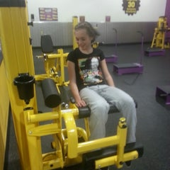 Photo taken at Planet Fitness by Carol Elizabeth M. on 1/9/2013